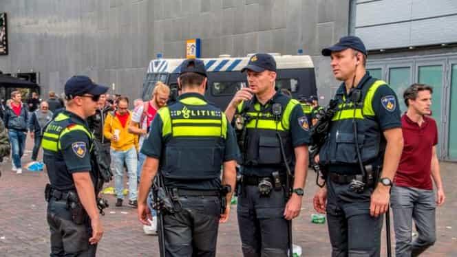 Atac cu colete capcană în Olanda! Două explozii au avut loc până la ora actuală