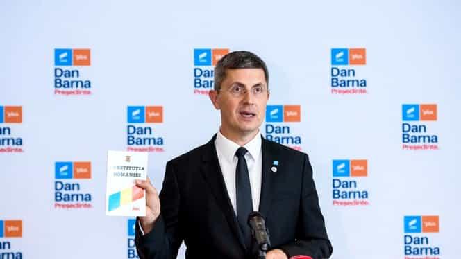 Dan Barna, criticat după ce au avut loc noi excluderi din USR, în filiala din Deva