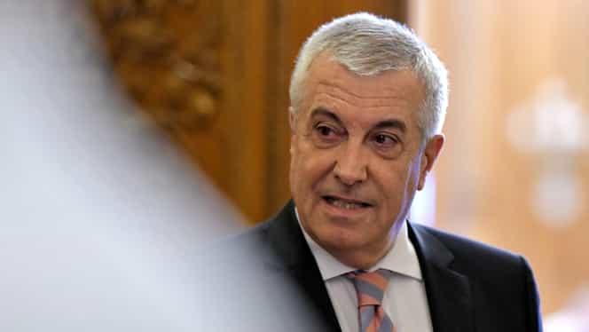 Călin Popescu Tăriceanu, probleme cu Justiția! Este audiat în calitate de suspect