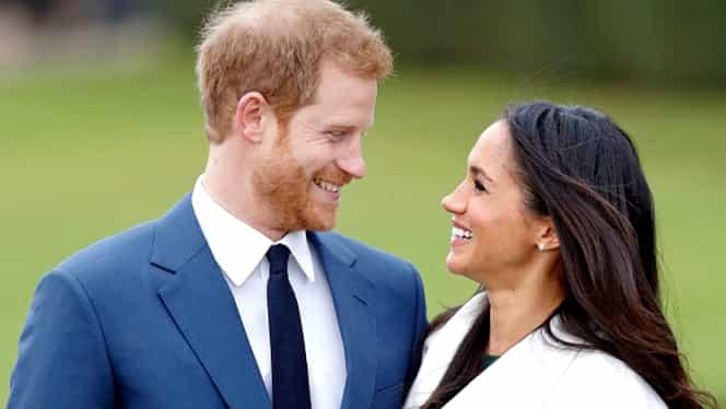Meghan Markle și Prințul Harry, primele cadouri de la anunțul sarcinii