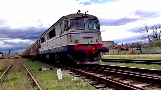 INFOTRAFIC: Mersul trenurilor afectat. Nu se mai circulă între Târgu-Jiu și Bumbești-Jiu