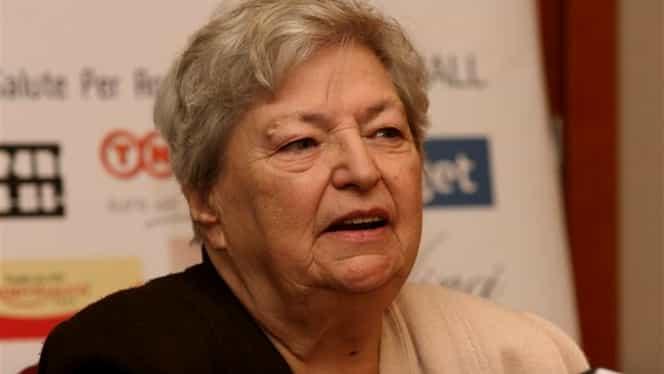 """Draga Olteanu Matei a împlinit 86 de ani. Mesajul actriței: """"Sunt bine deocamdată"""""""