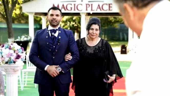 Ce a făcut mama lui Florin Pastramă, la nunta acestuia cu Brigitte. Gestul care a emoționat pe toată lumea