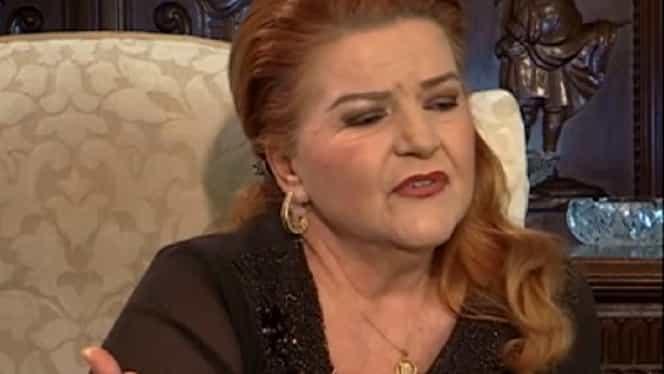 Maria Cârneci, devastată de durere după moartea soțului. Cum a fost surprinsă înainte să meargă la cimitir FOTO