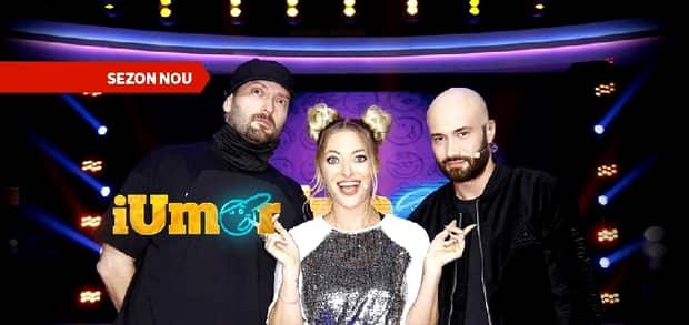Când începe iUmor la Antena 1? Se schimbă ziua de difuzare. Andreea Marin și chef Florin Dumitrescu, invitați speciali