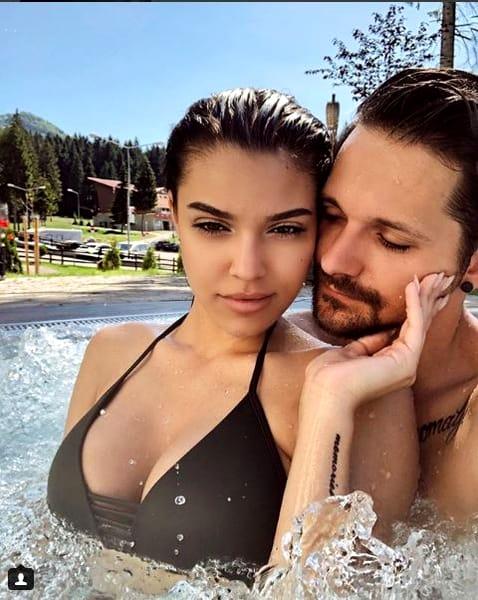 Carmen Simionescu, poze sexy! Adrian Minune va înnebuni când va vedea imaginile astea