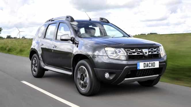 Peste 2000 de Dacia Duster, rechemate în service. Şoferii sunt în pericol de moarte!