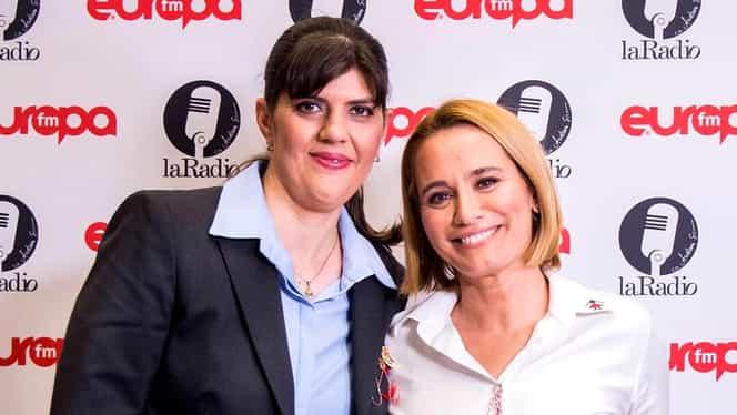"""Laura Codruţa Kovesi, interviu altfel cu Andreea Esca: """"Nimic nu ne-a scăpat"""""""