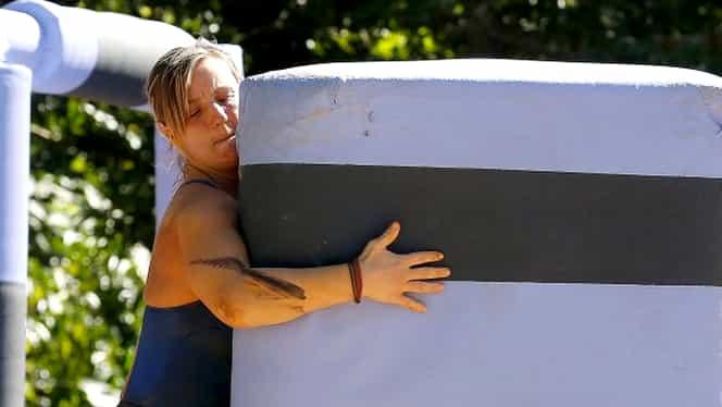 Irina Postolea s-a accidentat grav la Exatlon, de la Kanal D! A plâns de durere