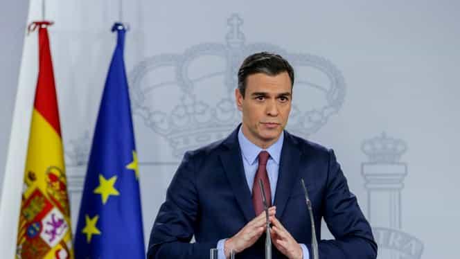 Spania a declarat stare de alertă și se așteaptă ca numărul de cazuri să ajungă la 10.000
