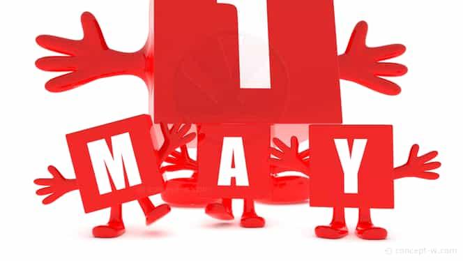 În câte țări se sărbătorește 1 Mai, Ziua Muncii!