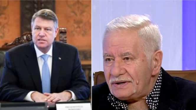 """Previziuni Mihai Voropchievici: """"Starea de sănătate nu-i va permite lui Klaus Iohannis să candideze la preşedinţie"""""""