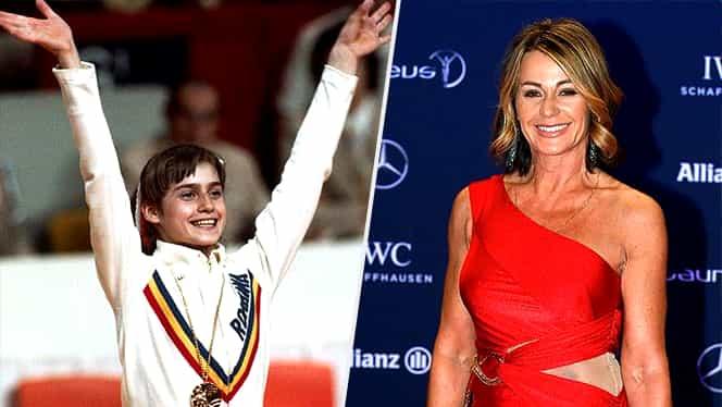 Nadia Comăneci, de 10 și la 56 de ani
