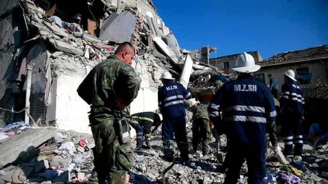 Cutremur de 5,3 grade în Marea Adriatică! S-a simțit puternic în Albania și a avut parte de mai multe replici