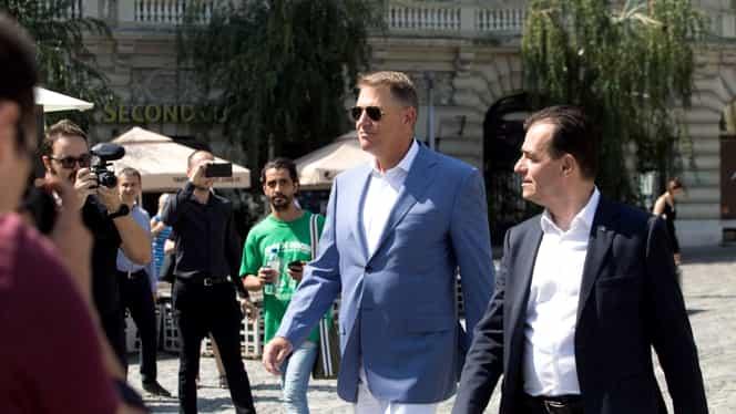 Klaus Iohannis a anunțat numele premierului desemnat. Ludovic Orban va fi urmașul Vioricăi Dăncilă la Palatul Victoria. Update