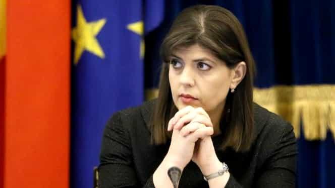 Laura Codruța Kovesi, eliberată din funcția de procuror DIICOT Sibiu de către CSM