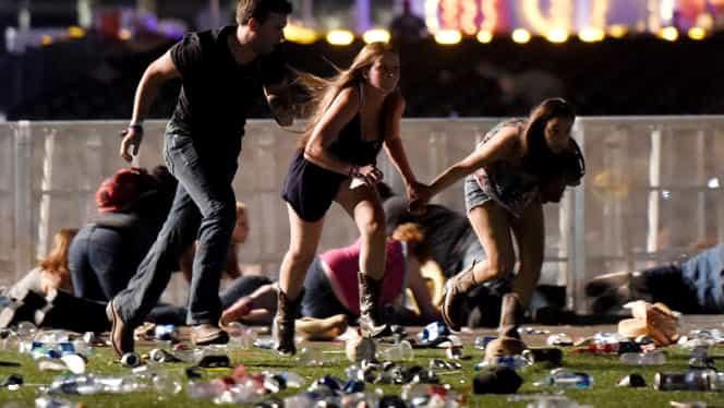 Presa din lumea întreagă, în breaking news după masacrul de la Las Vegas. Ce au făcut chinezii