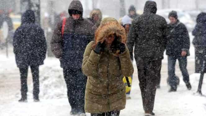 Prognoza meteo pentru duminică, 24 noiembrie. Cum va fi vremea în București, Brașov, Cluj-Napoca și Iași. Unde va ninge în ziua alegerilor prezidențiale