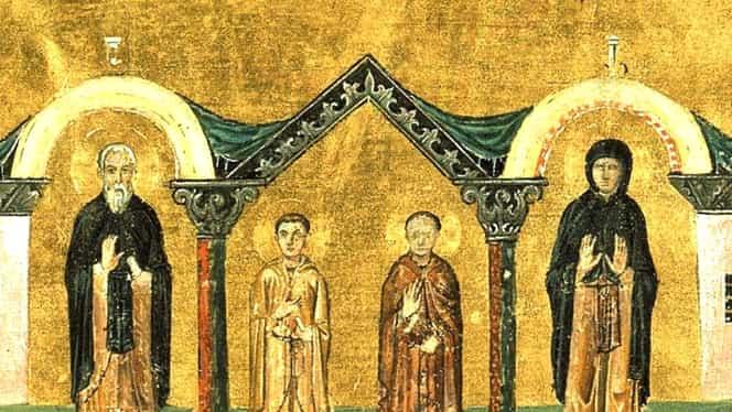 Calendar ortodox: duminică, 26 ianuarie 2020. Este pomenit Sfântul Xenofont, soția sa, Maria, și cei doi fii