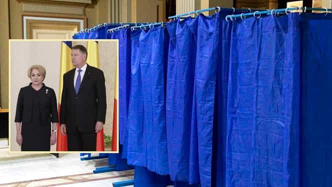 OFICIAL! Rezultate BEC Alegeri Prezidențiale, aproape finale: Klaus Iohannis, noul președinte al României! Dezastru pentru Viorica Dăncilă! Rezultatele provizorii – UPDATE