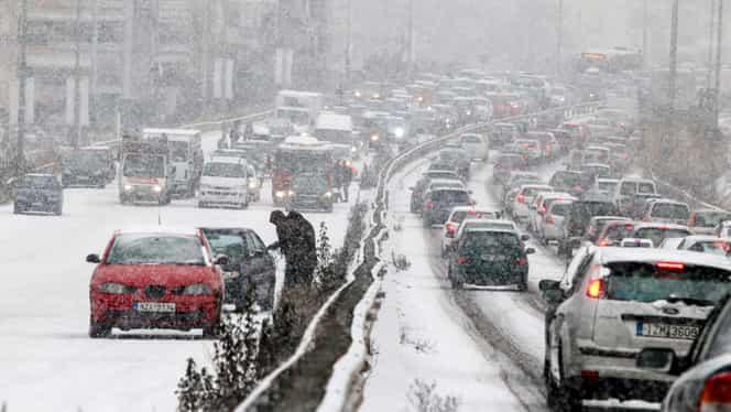 Prognoza meteo duminică, 23 decembrie 2018! Vremea în București, Iași, Constanța și Cluj. Alertă ANM de COD GALBEN!