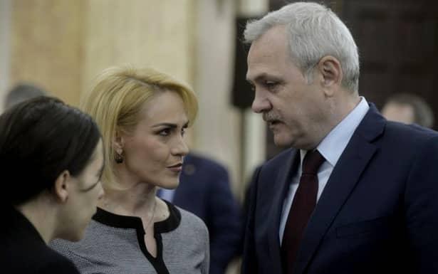 Gabriela Firea susține că Liviu Dragnea îi urăște pe bucureșteni