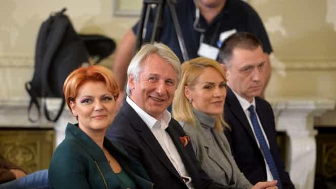 Se pregătește înlăturarea Vioricăi Dăncilă de la conducerea PSD! Cine se luptă pentru șefia în partid