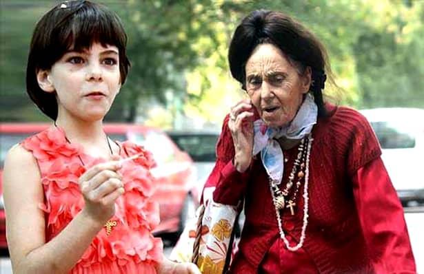 Adriana Iliescu i-a interzis Elizei să meargă cu metroul