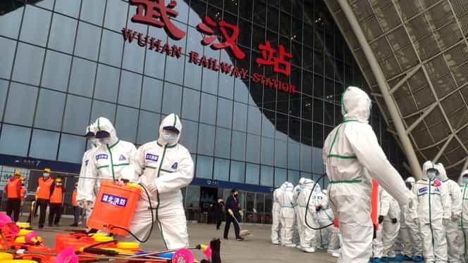 Carantina impusă în luna ianuarie în provincia Hubei, primul focar de coronavirus, a fost ridicată! China a anunțat 47 de cazuri noi, toate fiind persoane venite din străinătate