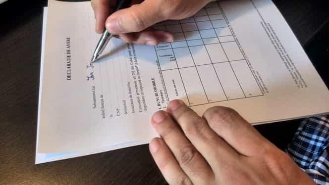 Care este termenul de depunere a declarației 230, pentru românii care vor să direcționeze 2% din impozit