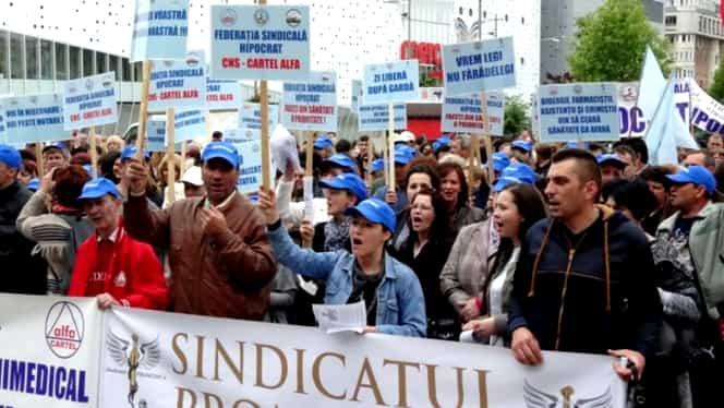 """Sindicaliștii din domeniul medical, scrisoare deschisă pentru Ludovic Orban: """"Toleranță ZERO față de tăierile de salarii!"""""""