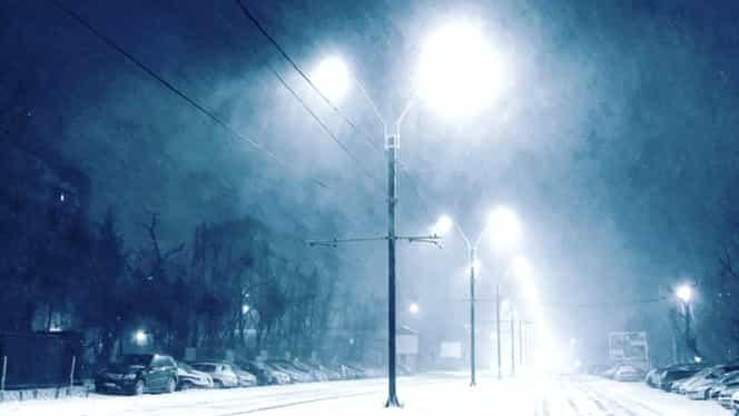 Explicaţia din spatele valului de ninsori şi ger care a lovit România