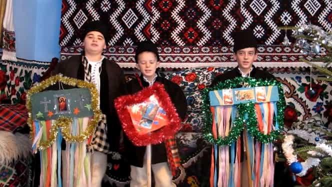 Tradiţii şi obiceiuri pentru sărbătorile de iarnă! Când se merge cu Steaua, Pluguşorul şi Sorcova