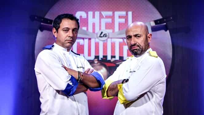 Scandal uriaș la Antena 1: producătorii Chefi la cuțite au aranjat finala?