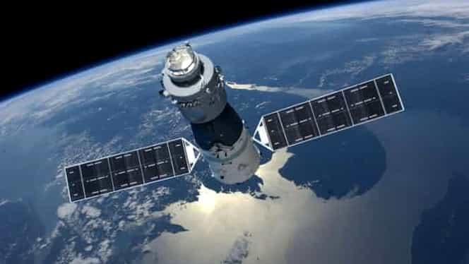 Staţia Spaţială a Chinei cade necontrolat din spaţiu! Nu se ştie unde o să lovească Pământul gigantul de 8 tone!