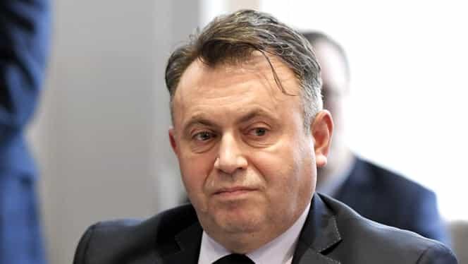 """Ministrul Sănătății Nelu Tătaru, explicații despre scenariul 4: """"Corpul medical nu este cel care cedează"""""""