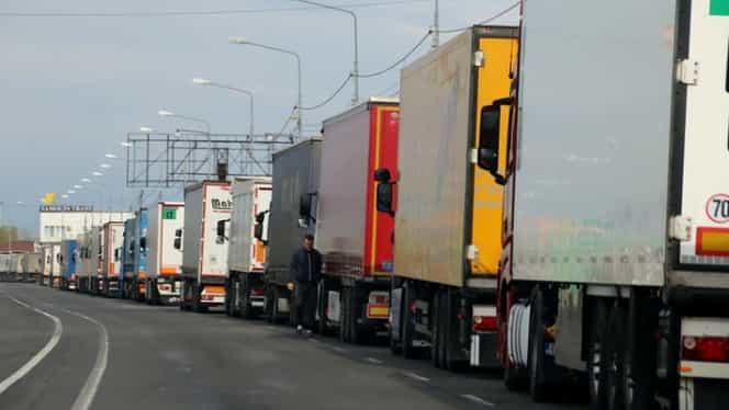 Anunț important pentru transportatori. Ministerul Transporturilor a aprobat culoarele de tranzit pe teritoriul României