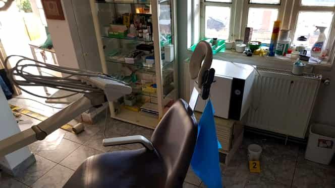 Dentist fals, descoperit de polițiști în Gruiu, Ilfov! Sătenii au fost păcăliți de un fost zidar