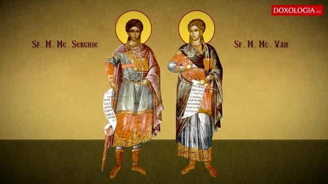 Referendum pentru familie, în ziua în care prăznuiesc Sfinții Mucenici Serghie și Vah, care ar fi fost gay