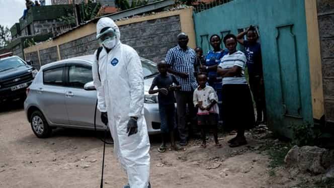 Pandemia COVID-19 se complică. Mai multe state africane, afectate de coronavirus