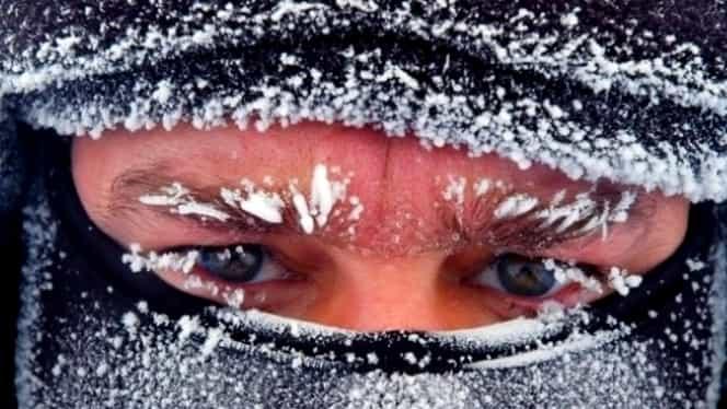 Vine gerul arctic peste România! ANM a emis avertizări cod galben şi portocaliu de ger!