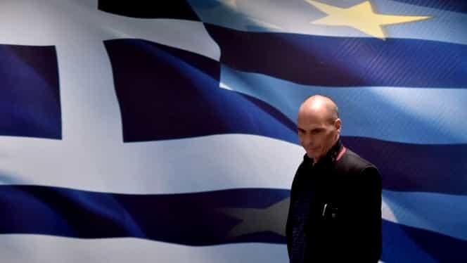 """""""Grecia va fi supusa celui mai mare dezastru economic"""""""