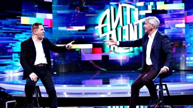 Antitalent Live pe Antena 1. Vezi Video cu ediția de azi, 27 octombrie