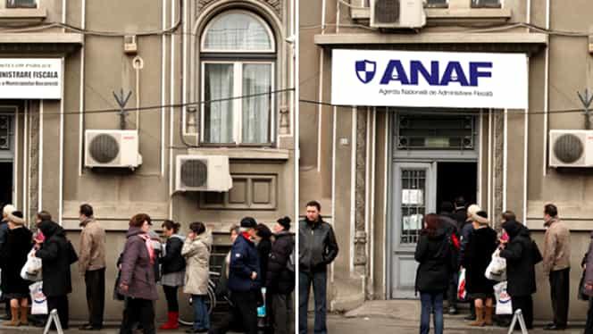 ANAF anulează datorii! Vezi dacă te afli printre cei păsuiți la început de an