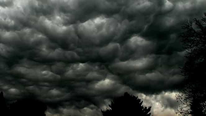 Prognoza meteo 18 mai. Vremea va fi și mai instabilă și va ploua