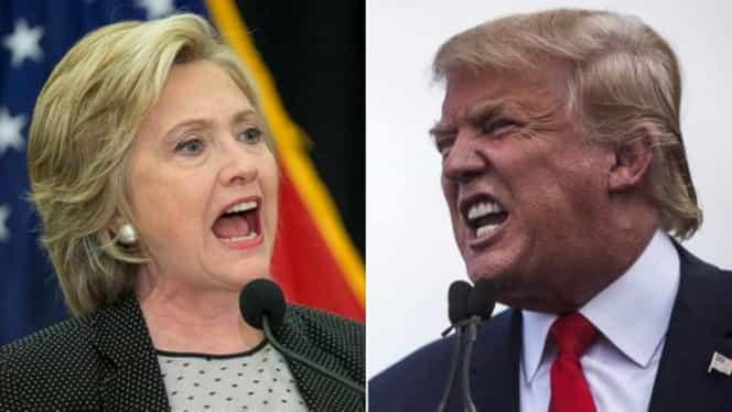 Ultimul sondaj: avantaj Clinton. Alegătorii latino-americani i-ar putea aduce victoria