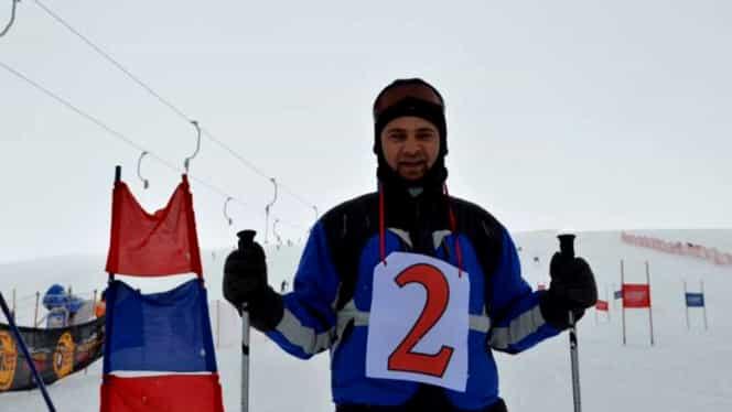 Cosmin Seleși, accident grav. Vedeta de la Antena 1 și-a rupt clavicula și umărul la schi