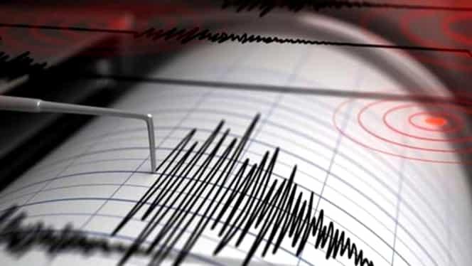 Cutremur de 4,2 grade, la aproape 100 de kilometri de București!