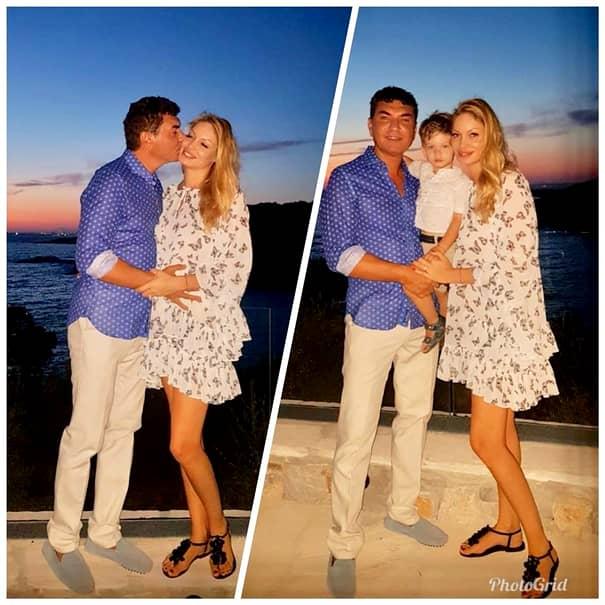 Cristi Borcea și Valentina Pelinel s-au căsătorit civil pe 12 septembrie, iar cununia religioasă urmează să aibă loc pe 30, în aceeași lună.