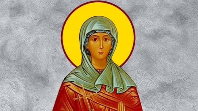 Calendar ortodox, 22 decembrie: pomenirea sfintei mucenițe Anastasia Romana, izbăvitoarea de otravă